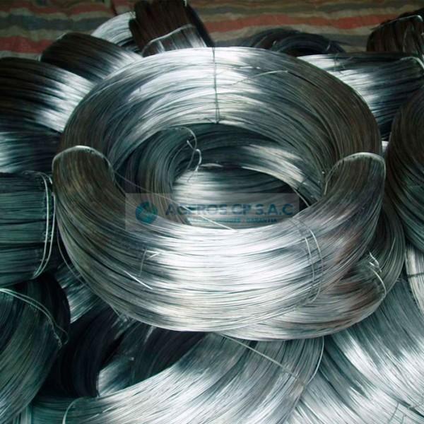 Alambre galvanizado aceros cp s a c - Malla alambre galvanizado ...