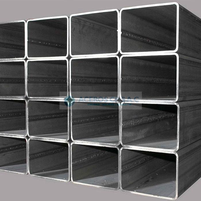 Tubos rectangulares lac aceros cp s a c - Tubos cuadrados acero ...